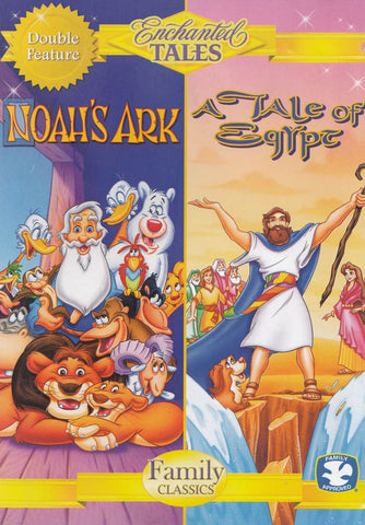 Noah's Ark / A Tale Of Egypt (Double Feature) DVD Movie