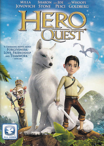 Hero Quest DVD Movie