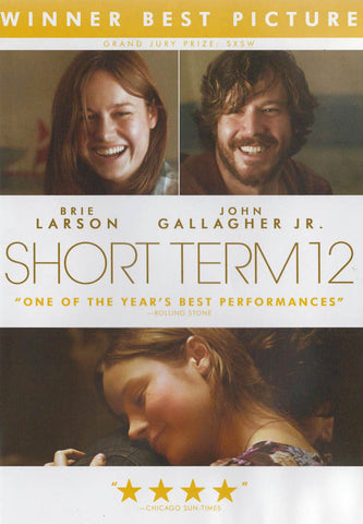 Short Term 12 DVD Movie