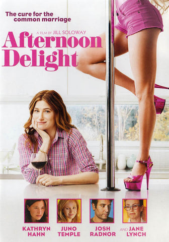 Afternoon Delight DVD Movie