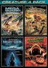 Mega Shark Vs Crocosaurus / The 7 Adventures of Sinbad / 2010: Moby Dick / Snakes on a Train DVD Movie