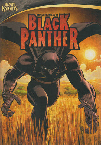 Black Panther (Marvel Knights) DVD Movie