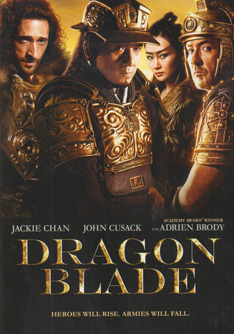 Dragon Blade DVD Movie