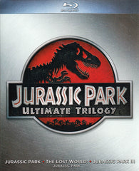 Jurassic Park - Ultimate Trilogy (Blu-ray + Digital Copy) (Blu-ray) (Boxset)