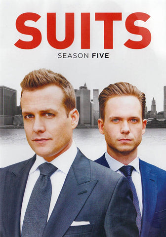 Suits - Season Five (5) DVD Movie