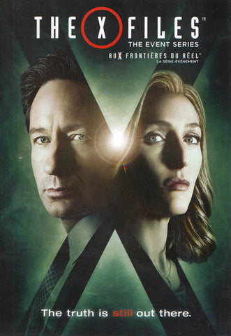 The X-Files: The Event Series (Bilingual) DVD Movie