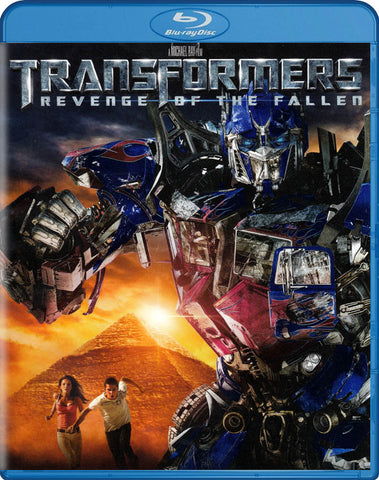 Transformers: Revenge of the Fallen (Blu-ray) BLU-RAY Movie