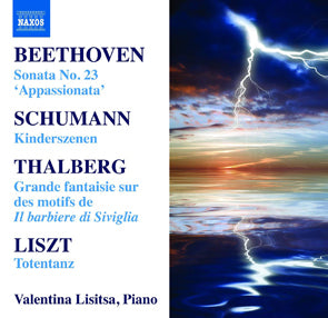 Beethoven - Schumann: Valentina Lisitsa (CD) DVD Movie