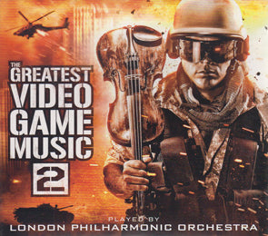 The Greatest Video Game Music 2 (CD) DVD Movie