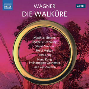 Wagner: Die Walkure (CD) DVD Movie