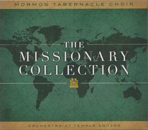 The Missionary Collection - Mormon Tabernacle Choir (Boxset) (CD) DVD Movie