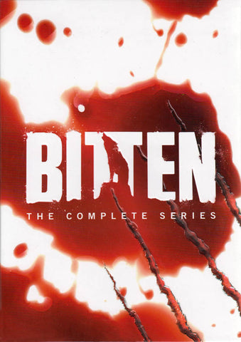 Bitten - The Complete Series (Boxset) DVD Movie