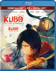 Kubo and the Two Strings Combo (Blu-ray + DVD + Digital Copy) (Bilingual) (Blu-ray)