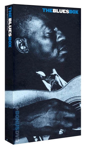 The Blues Box (DVD + Music CD) DVD Movie