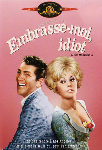 Embrasse-moi, idiot (Bilingual) DVD Movie