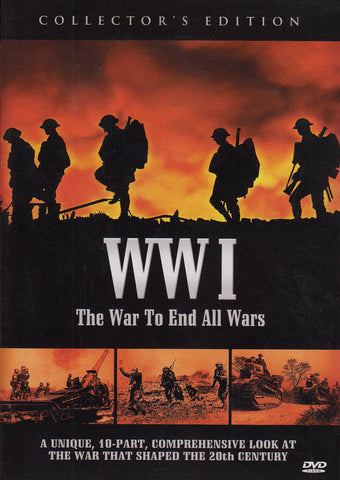 WWI: The War to End All Wars (Collector's Edition) DVD Movie