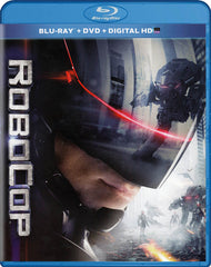 RoboCop (Bilingual) (Blu-ray + DVD + Digital Copy) (Blu-ray)