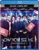 Now You See Me 2 (Blu-ray + Digital Copy) (Blu-ray) (Bilingual) BLU-RAY Movie