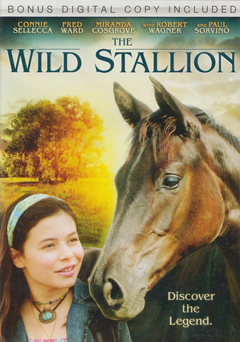 The Wild Stallion (Bonus Digital Copy Included) DVD Movie