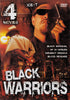 Black Warriors (4-Movies) (Black Marshal / Up In Harlem / Midnight Dragon / Blood Revenge) (Boxset) DVD Movie