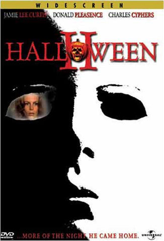 Halloween 2 (Widescreen) DVD Movie