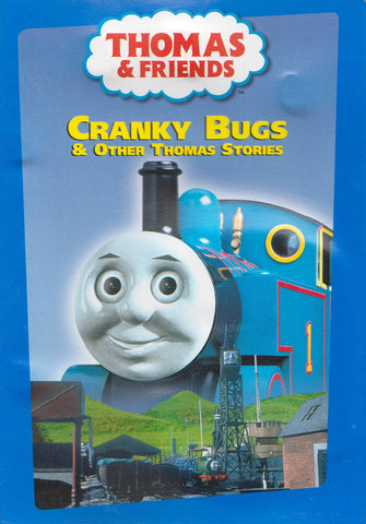 Thomas and Friends - Cranky Bugs And Other Thomas Stories (LG) DVD Movie