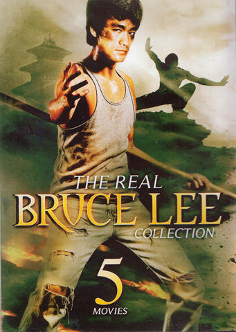 The Real Bruce Lee Collection (5-Movies) DVD Movie