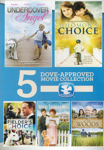 Dove-Approved 5 Movie Collection DVD Movie