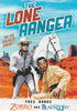 The Lone Ranger (Free Bonus: Zorro Rides Again / Zorro's Black Whip) DVD Movie