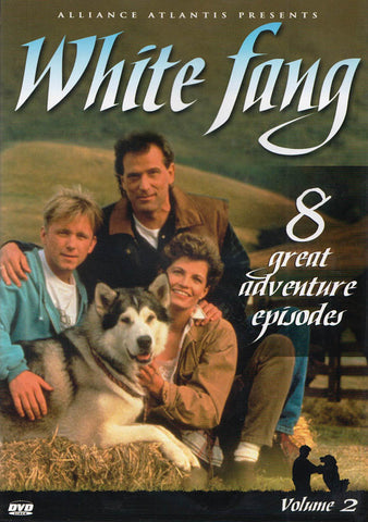 White Fang (8 Great Adventure Episodes) DVD Movie