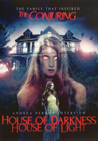 Andrea Perron Interview - House of Darkness House of Light DVD Movie