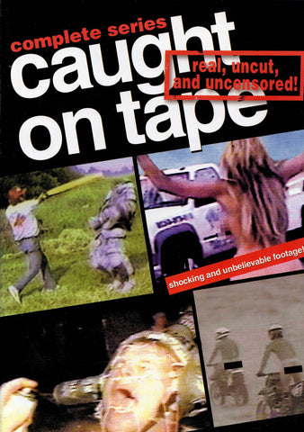 Caught On Tape (Complete Series) DVD Movie