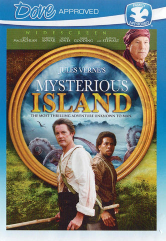 Mysterious Island (Jules Verne) (Dove Approved) DVD Movie