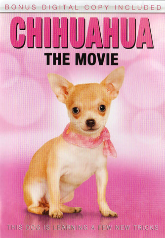 Chihuahua (The Movie) DVD Movie