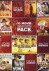 10-Movie Western Pack (Willie Nelson / John Wayne / Walter Brennan / Chuck Connors) (Volume 1) DVD Movie