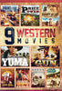 9 Western Movies Collection (2 DVD-Set) DVD Movie