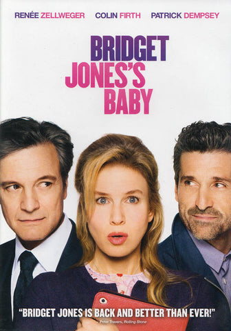 Bridget Jones s Baby DVD Movie