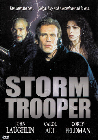 Storm Trooper DVD Movie
