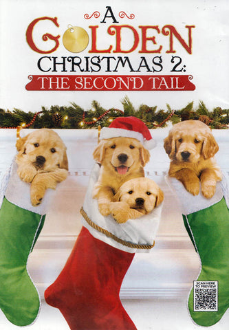 A Golden Christmas 2 - The Second Tail DVD Movie