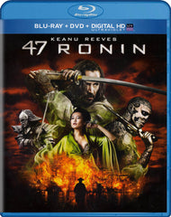 47 Ronin (Blu-ray + DVD + Digital HD) (Blu-ray)