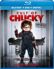 Cult of Chucky (Blu-ray + DVD + Digital Copy) (Blu-ray)