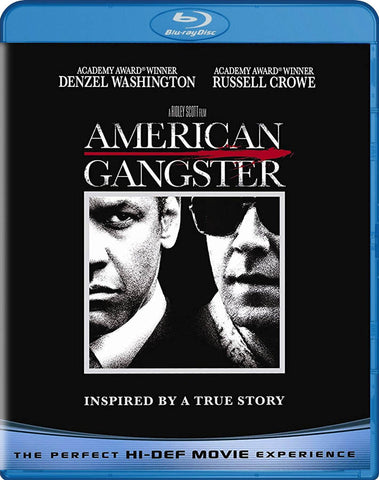 American Gangster (Blu-ray) BLU-RAY Movie