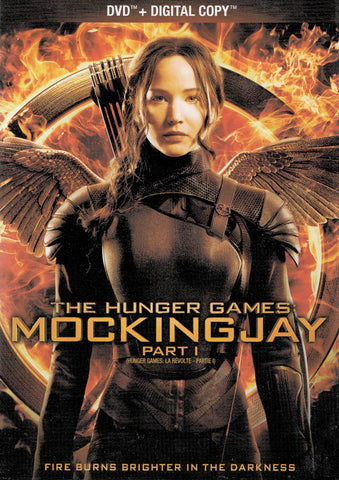 The Hunger Games: Mockingjay - Part 1 (Bilingual) DVD Movie