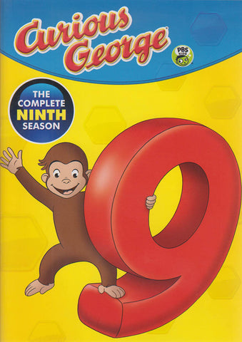 Curious George - The Complete Season 9 DVD Movie