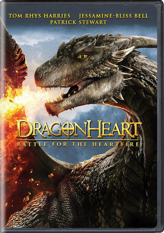 Dragonheart - Battle for the Heartfire DVD Movie