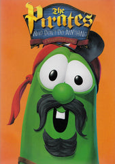 Pirates Who Don t Do Anything: A VeggieTales Movie (Widescreen) (Orange Cover)