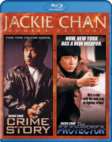 Jackie Chan Double Feature - Crime Story / The Protector (Blu-ray) BLU-RAY Movie
