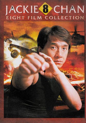 Jackie Chan - 8 Film Collection DVD Movie