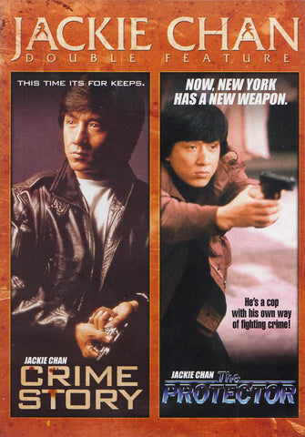 Jackie Chan Double Feature (Crime Story / The Protector) DVD Movie
