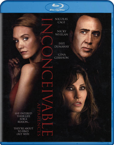Inconceivable (Bilingual) (Blu-ray) BLU-RAY Movie